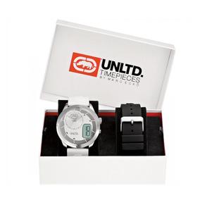 7e554f4c6ae Relógio Ecko Unltd. The Eclectic E15012g1 Frete Grátis - Relógios De ...