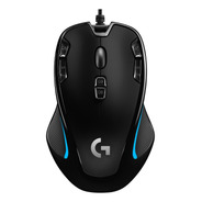 Mouse De Juego Logitech G300s G Series Negro Gaming