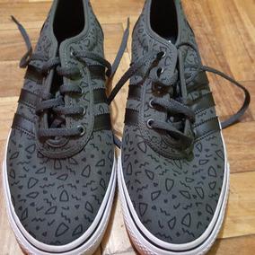 Zapatillas Adidas Nuevas Grises Ver Fotos