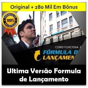 Formula De Lançamento 5.0 Versão 2018 + 350 Mil Em Bônus