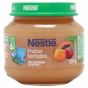 Potes De Vidro De Papinha Nestle Vazios - Unidade R$ 1,00