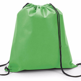 Mochila Esportiva Saco De Tecido Para Embalagem 10pç