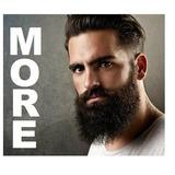 Estimulante Crecimiento Aumenta Barba Bigote Y Pelo More X3