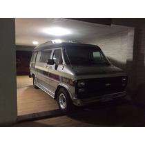 Van Importada Antiga Chevy G20 5.0 1987 Americana