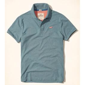 Camisa Polo Hollister Original Importada Eua Tamanho G e0e4453d2c981