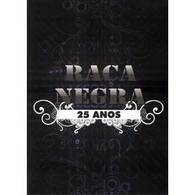 Dvd Raça Negra 25 Anos Original