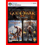 God Of War 1 + 2 Pc Midia Digital Download Via Email