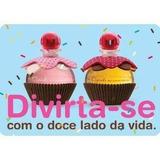 Cupcake Caramelo + Cupcake Napolitano Economize Comprando 2!
