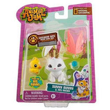 Animal Jam Figura Con Accesorios Bunny - Nuevo