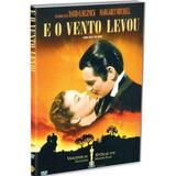 Dvd E O Vento Levou Duplo Original - Lacrado ( Dublado)