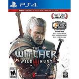 The Witcher 3: Wild Hunt - Playstation 4 Envío Gratis