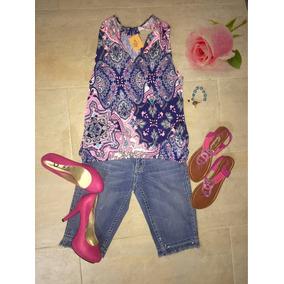 Bermuda Jeans Poncho Short Dama Marca Miss Me Original 27