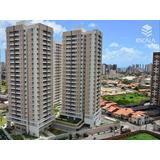 Apartamento À Venda No Papicu, A Poucos Metros Do Shopping Rio Mar. Novo, 69,90m2 3 Quartos, 1 Suíte. Financia. - Codigo: Ap0522 - Ap0522