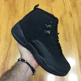 Botas Zapatillas Nike Jordan Jumpman Negra Hombre Mujer Env