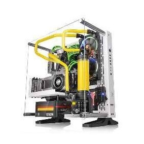 Gabinete Thermaltake Core P3 Snow Edition Wall Mount