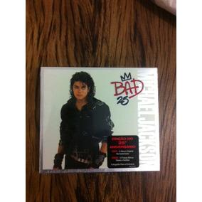 Michael Jackson Bad Ediçao 25 Aniversario [cd Duplo Novo L]