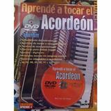 Metodo Libro Aprende A Tocar El Acordeon A Piano Incluye Dvd