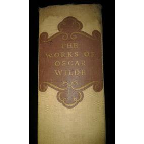 Oscar Wilde Obras Completas En Inglés 1948