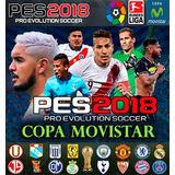 Pes 2018 Parche Edicion Exclusiva Perú Playstation