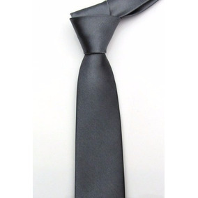 Corbatas Delgadas Slim Fit 5cm Moda Coreana Corbata