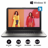 Notebook Hp Intel Core I7 1tb 12gb Touch Windows 10 15,6 Hd