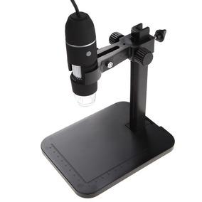 Microscopio Digital Usb 1000x Luz 8 Led Enfoque Manual