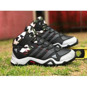 Tenis Botas adidas Trail Tacticas Todo Terreno Ax2 Camo