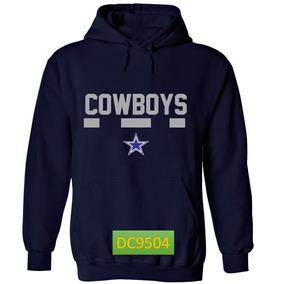 Sudadera Tipo Nfl Dallas Cowboys (personaliza Nombre Y #)