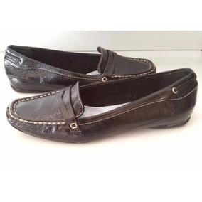Zapatos Mocasines Etienne Aigner 4.5mx Piel Terminación Char
