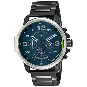 c27e3458e7f0 Reloj Diesel Dz1499 Negro Acero Inoxidable Mmu - Joyas y Relojes en ...