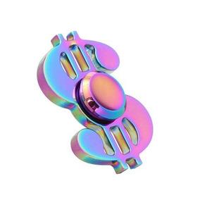 Spinner Metalico Tornasol Signo Pesos