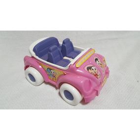 Carro De Brinquedo Para Bonecas Turma Da Mônica