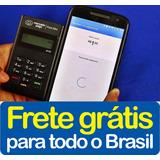 Frete Gratis - Máquina De Cartão Mercado Pago Maquininha