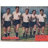 Colo-colo 1948, Sergio Yori Universidad De Chile, R. Estadio