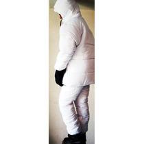 Suit Termico Chamarra Pantalon Traje Nieve Montaña Esquiar