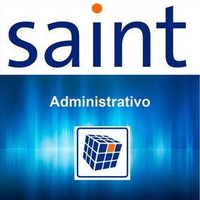 Sistema Administrativo Saint Original Completo