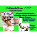 Masaje Reductor Cuerpo Entero + Ultrasonido