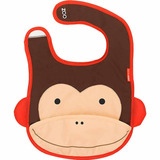 Babador Zoo Impermeavel Macaco Skip Hop