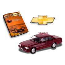 Miniatura Carros Brasileiros Chevrolet Opala Diplomata 1992