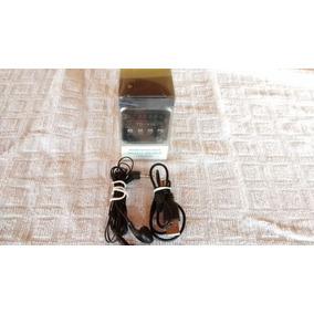 Mini Caixa Caixinha Som Portátil Fm Mp3 Sd Usb