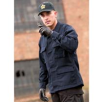 Propper Camisa Camisola Tactica Azul Marino Militar Nueva