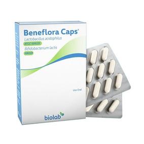 Beneflora Suplemento Probiótico 50mg C/ 15 Cápsulas