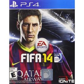 Videojuego Fifa 2014 Ps4 Fisico Nuevo Sellado