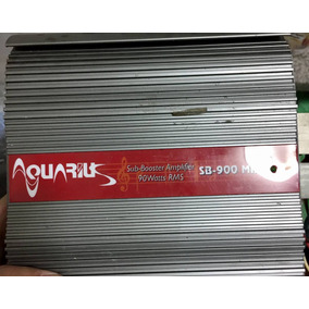 Modulo Booster Amplificador Aquarius 90 Watts Rms