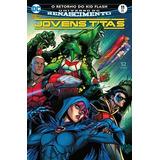 Hq Jovens Titãs #11 Universo Dc Renascimento Panini Comics