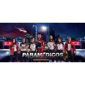 Paramedicos 2a Temporada Bluray