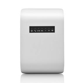 Repetidor De Sinal Wifi 750ac Branco Bivolt Re054 Multilaser
