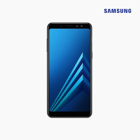 Samsung - Galaxy A8 Plus 32gb Doble Chip Negro