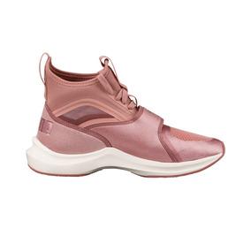 zapatillas pumas rosas