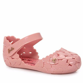 Sapatilha We Love Barbie Baby Rosa Estilo - 21280